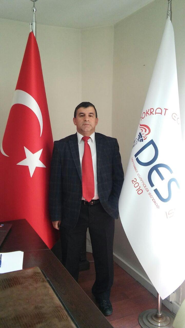 DES'ten Milli Eğitim Bakanı İsmet Yilmaz'a teşekkür