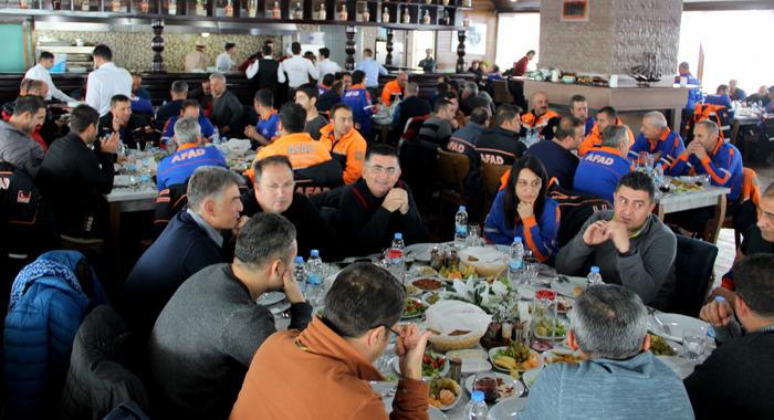 Erzurum AFAD'a