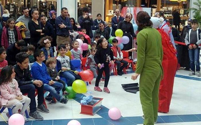 Erzurum Barosu'ndan Çocuk Hakları Günü etkinliği