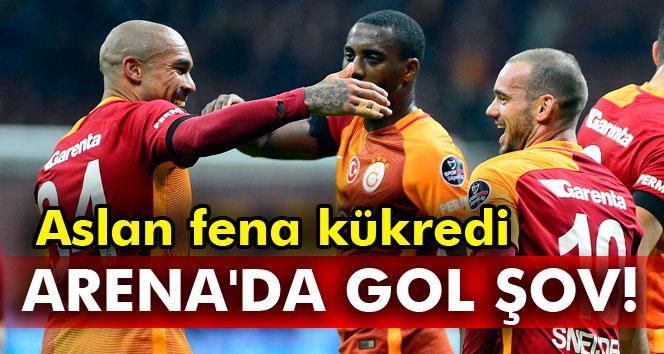 Galatasaray 5-1 Alanyaspor GENİŞ ÖZETİ VE GOLLERİ İZLE l GS, Alanya kaç kaç bitti?