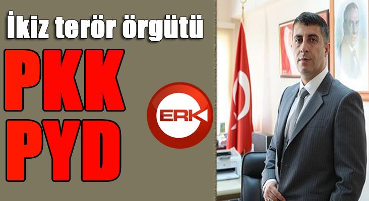 İkiz terör örgütü PKK/PYD