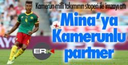 Kamerunlu milli stoper imzayı attı, dadaş oldu