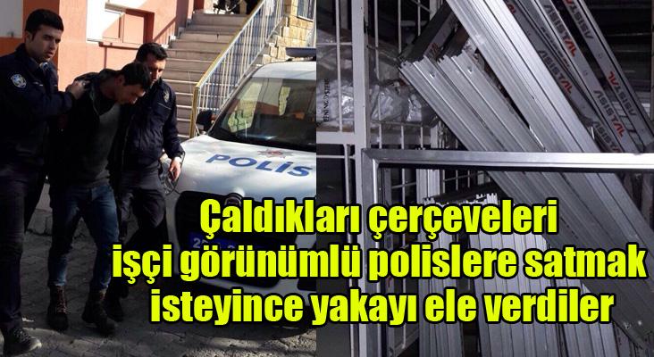 Oltu Polisinden filmleri aratmayan operasyon