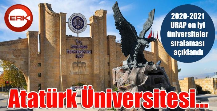 2020-2021 URAP en iyi üniversiteler sıralaması açıklandı