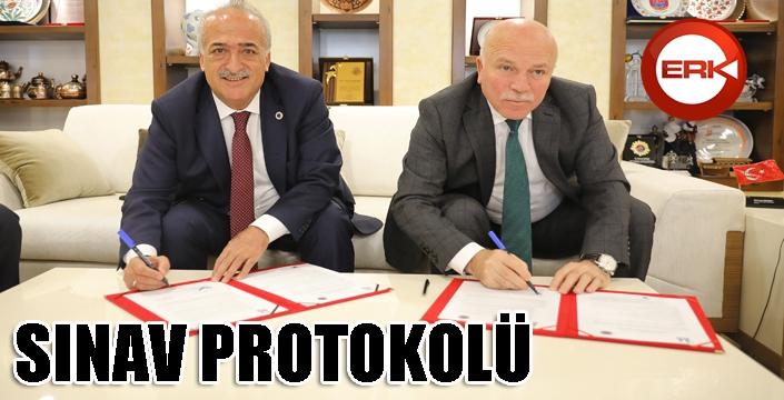 Atatürk Üniversitesi ve Büyükşehir Belediyesi, iş birliklerine bir yenisini daha ekledi