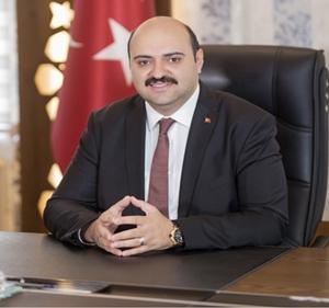 Başkan Orhan'dan Mevlid Kandili ve Cumhuriyet Bayramı mesajı