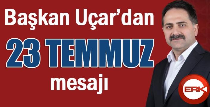 Başkan Uçar'dan Erzurum Kongresi mesajı