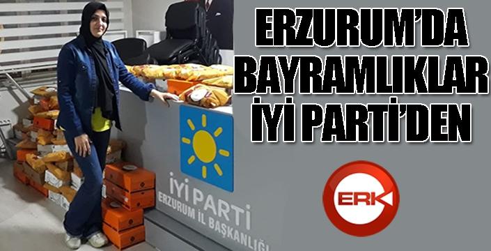 Bayramlıklar İYİ Parti'den...