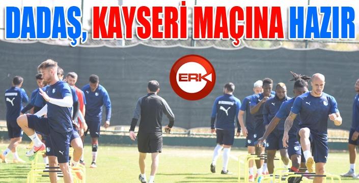 BB Erzurumspor, Kayserispor'a hazır...