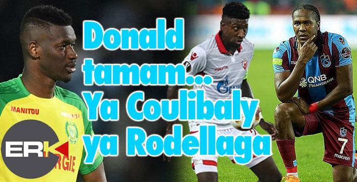 Donald tamam... Ya Coulibaly ya Rodallega...