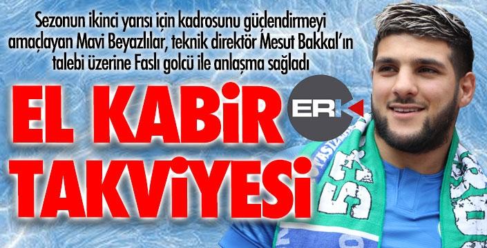 El Kabir Erzurumspor'da
