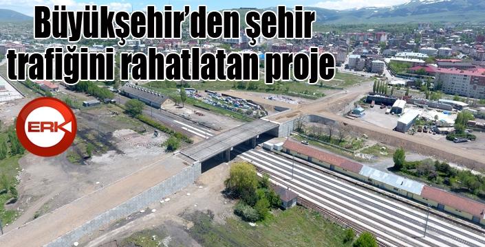 Erzurum Büyükşehir Belediyesi, şehir içi ulaşım ağlarını çeşitlendirmeye ve güncellemeye devam ediyor.