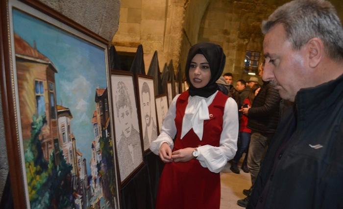 Erzurum'da 'İlklerin Sergisi'