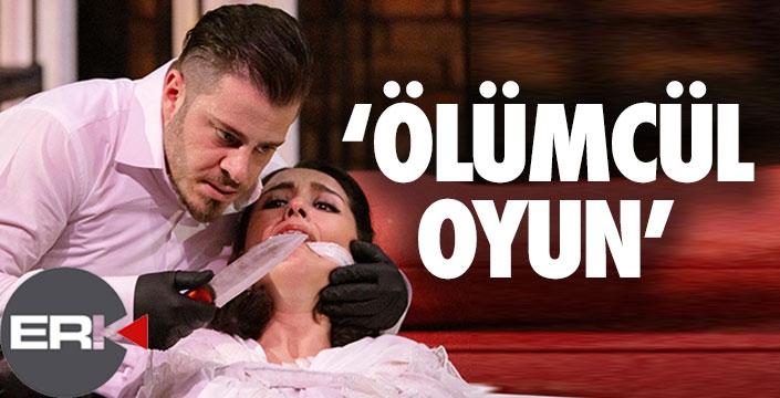 Erzurum DT 'Ölümcül Oyun' ile perde dedi