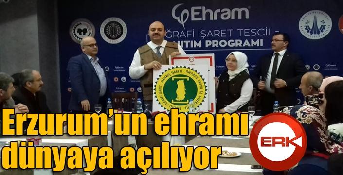 Erzurum'un ehramı dünyaya açılıyor