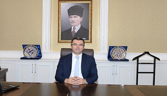 Erzurum Valiliğine yeni logo