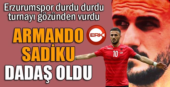 Erzurumspor golcüsünü İspanya'dan buldu...
