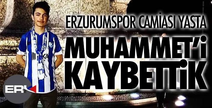 Erzurumspor'u yasa boğan ölüm...