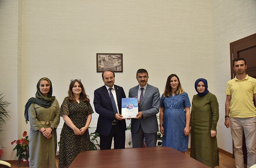 ETÜ - AÇSH işbirliği protokolü imzalandı