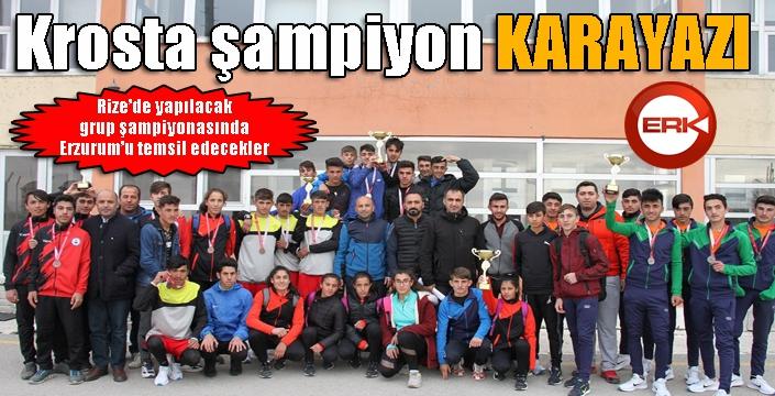 Krosta şampiyon KARAYAZI