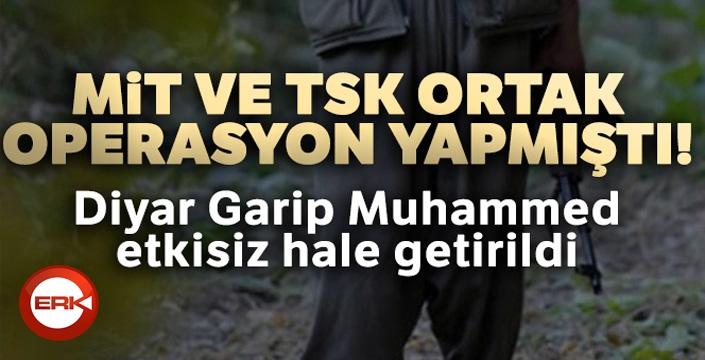 MİT ve TSK ortak operasyon yapmıştı! PKK'nın sözde konsey üyesi etkisiz hale getirildi