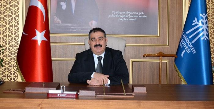 Palandöken Belediye Başkanı Muhammet Sunar: 'Hak geldi, batıl zail oldu'