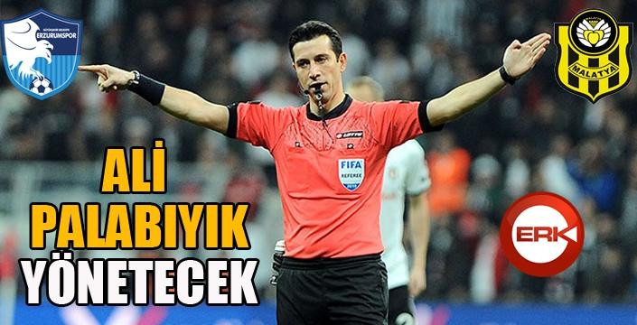 Süper Lig'de 36. haftanın hakemleri açıklandı