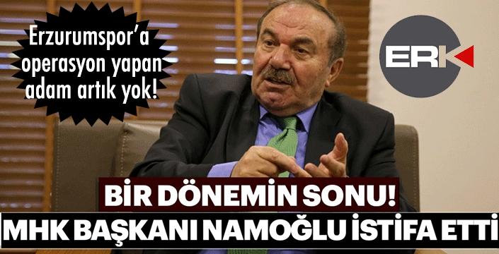 Türk futbolunun istenmeyen isminden güzel haber... Hakemlerin Rizeli başkanı istifa etti...