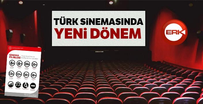 Türk sinemasında yeni dönem! Sinema sektörüne önemli düzenlemeler