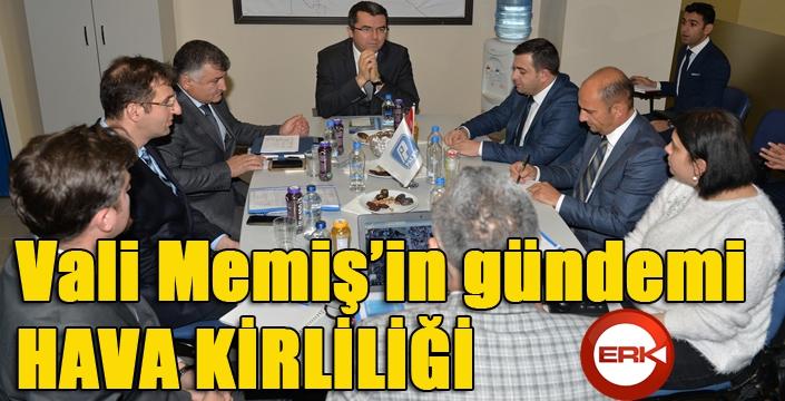 """Vali Memiş: """"Kazanan Erzurum olacak"""""""